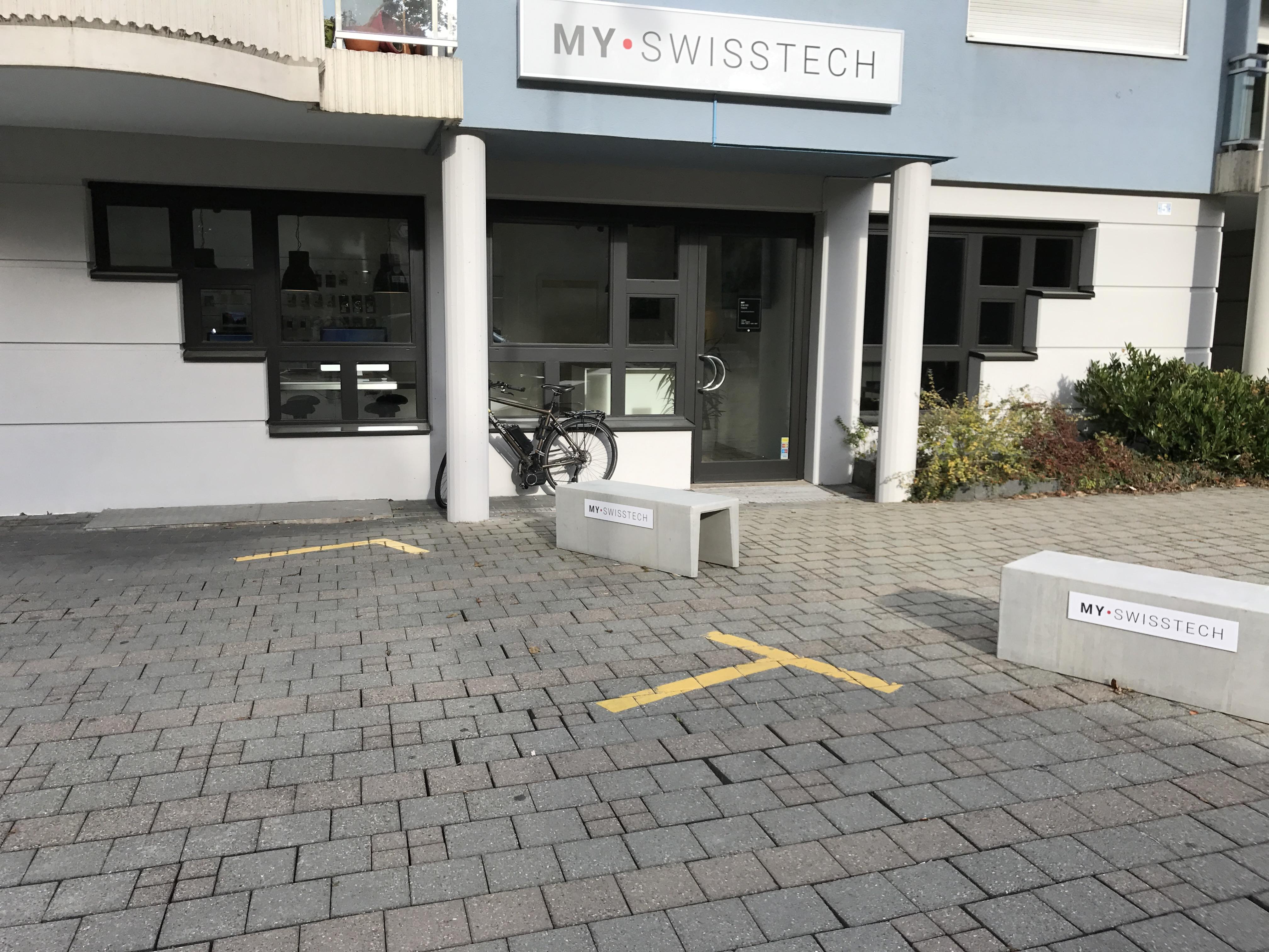 Espace Client MySwisstech